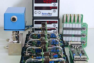Laminar Flow Elemente messen den Luft- und Gasdurchfluss