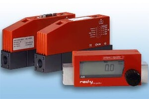 Mass flow meters series Smart and Compact
