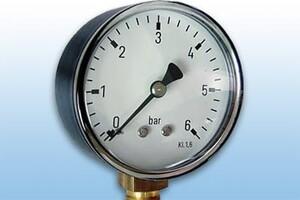 RFM Rohrfeder-Manometer