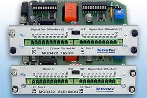Digitalmodule für den S320 Controller