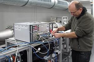 TetraTec Instruments: DAkkS calibration, DKD calibration